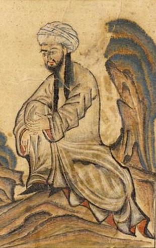 Mahomet, fałszywy prorok.