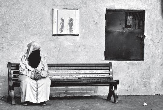 Maltretowanie kobiet według wytycznych Koranu