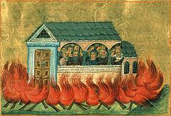 Święci Męczennicy z Nikomedii