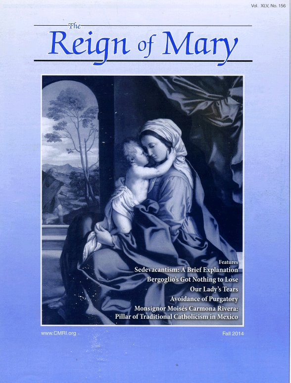 """The Reign of Mary"", N. 156"