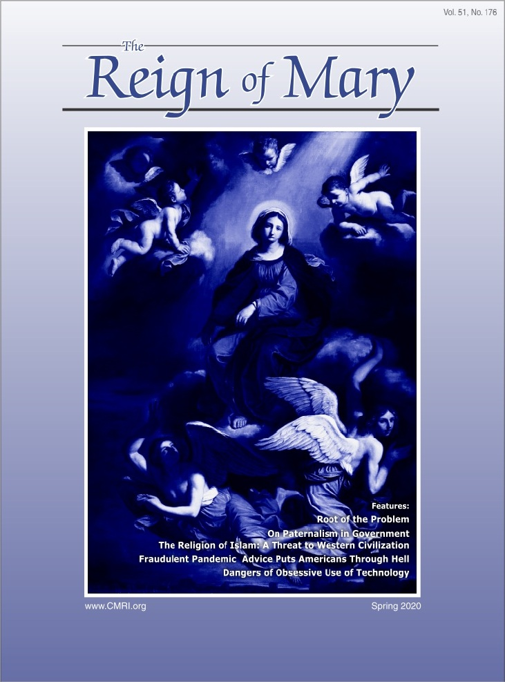 """""""The Reign of Mary"""", No. 176, Spring 2020."""