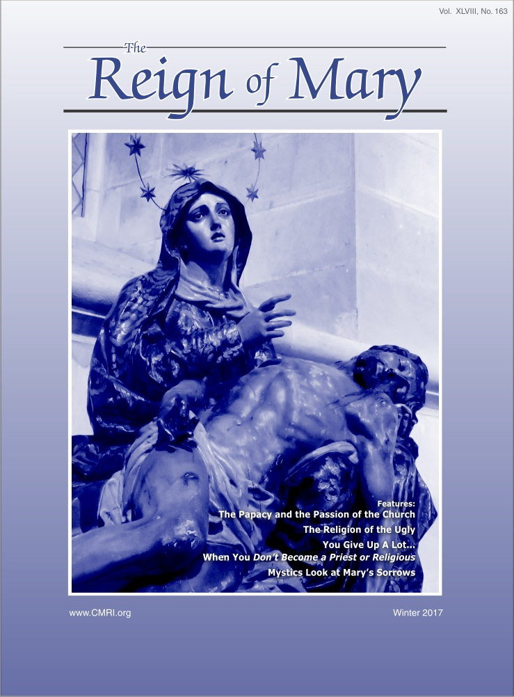 """The Reign of Mary"", N. 163"