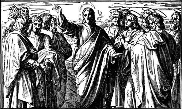 Chrystus nauczający