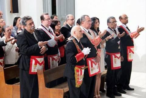 Masoni na Nowej Mszy