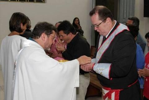Świętokradztwo masońskie na Nowej Mszy