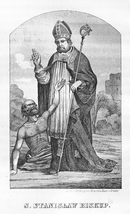 Znalezione obrazy dla zapytania litania do św. stanisława biskupa